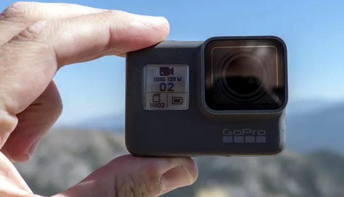 Melhores acessórios de GoPro para viagens