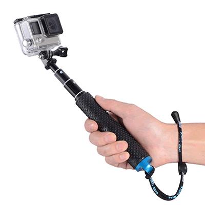 Melhores acessórios para GoPro: Bastão extensível para selfie