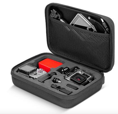 Melhores acessórios para GoPro: Case/Bolsa/Estojo