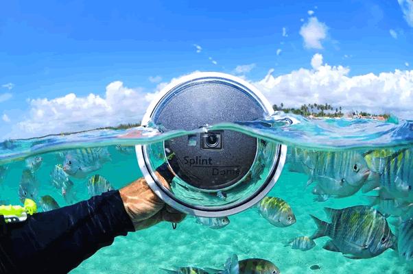 Melhores acessórios para GoPro: Dome