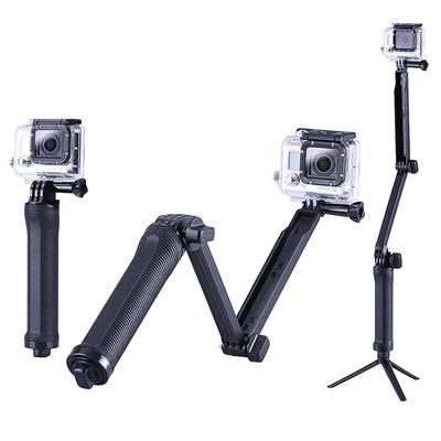 Melhores acessórios para GoPro: Tripé 3 em 1