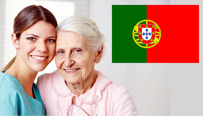 Quanto ganha um cuidador de idosos em Portugal?