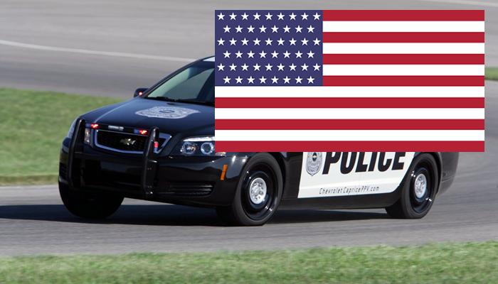 Quanto ganha um policial nos Estados Unidos?