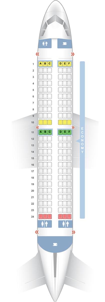 Como escolher o melhor lugar no avião: SeatGuru