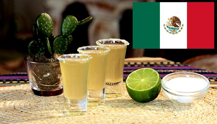 Bebidas Típicas do México
