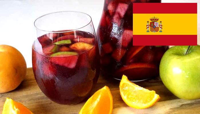 Bebidas Típicas da Espanha