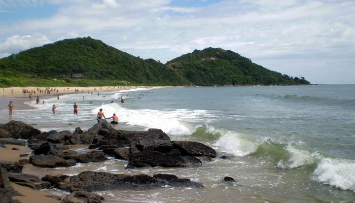 Melhores praias de Balneário Camboriú: Praia do Buraco