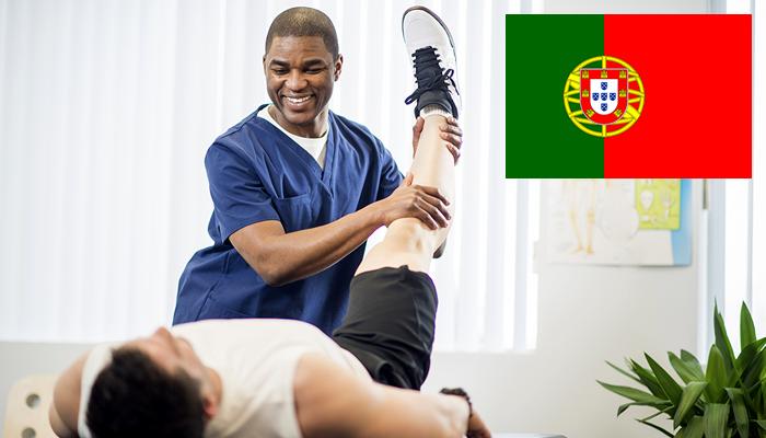 Quanto ganha um Fisioterapeuta em Portugal?