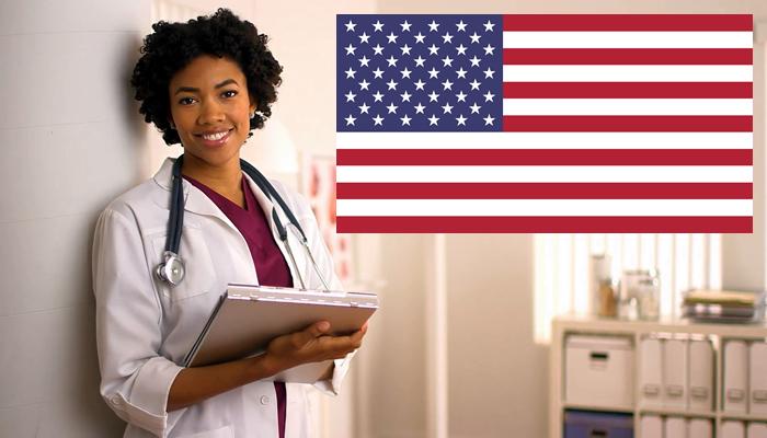 Quanto ganha um médico nos Estados Unidos?