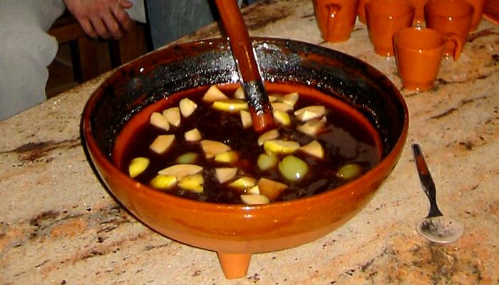Bebidas típicas da Espanha: Queimada espanhola