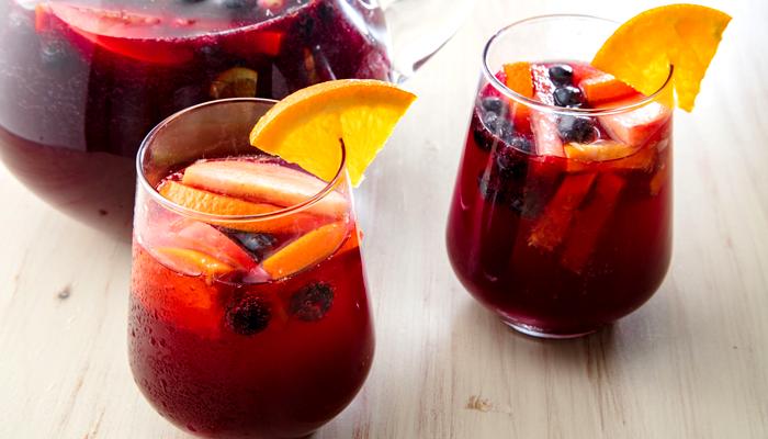 Bebidas típicas da Espanha: Sangria Espanhola