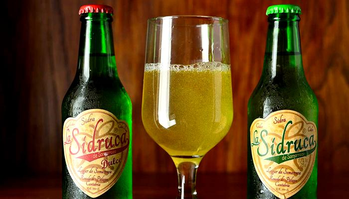 Bebidas típicas da Espanha: Sidra espanhola