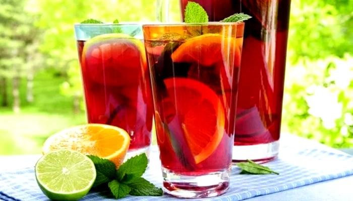 Bebidas típicas da Espanha: Tinto verano