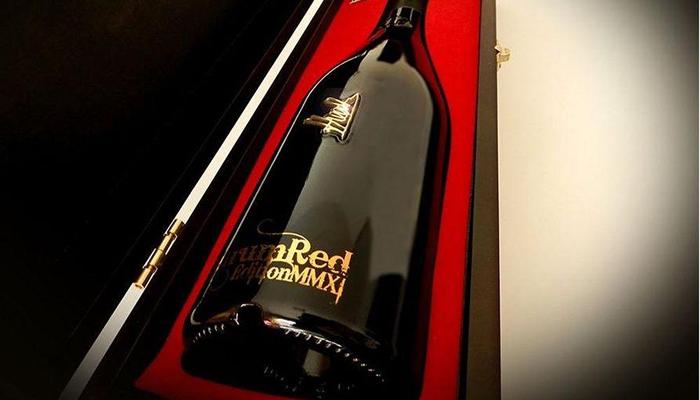 Bebidas típicas da Espanha: Vinho AurumRed