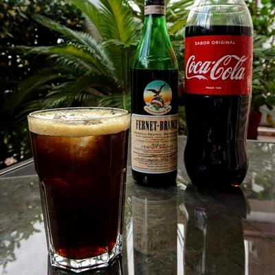 Bebidas Típicas da Argentina: Fernet
