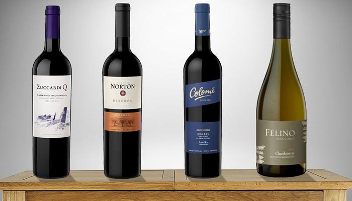 Bebidas Típicas da Argentina: Vinho
