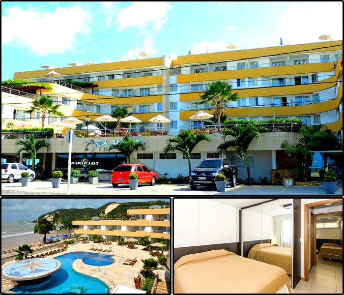 Melhores Hotéis e Pousadas em Ponta Negra, Natal/RN: Aquaria Praia Hotel