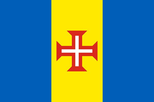 Bandeira do Arquipélago da Madeira