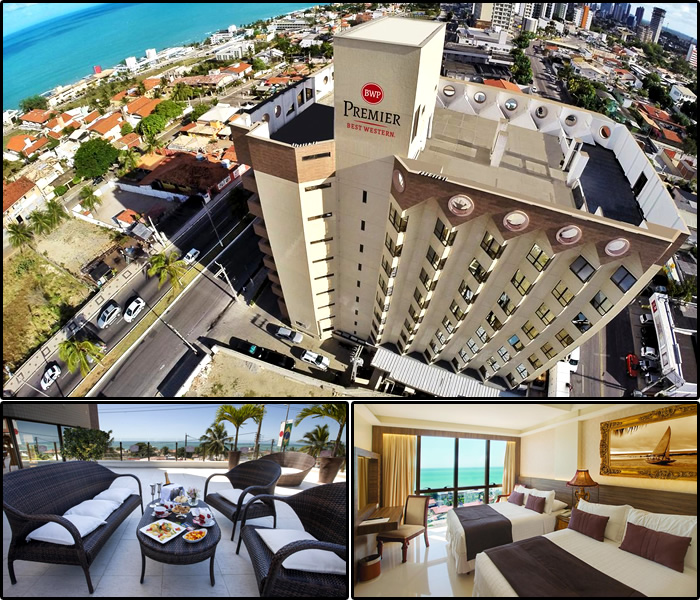 Melhores Hotéis e Pousadas em Ponta Negra, Natal/RN: Best Western Premier Majestic Ponta Negra