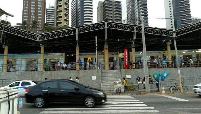Centro de Artesanato Praia dos Artistas: Centro Municipal de Artesanato de Natal/RN