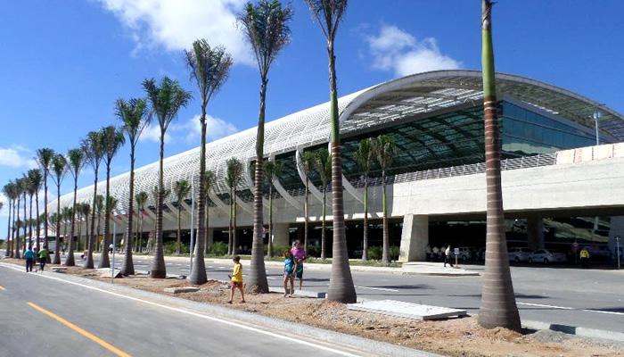 Como chegar à Praia de Ponta Negra, em Natal/RN: Aeroporto Internacional Governador Aluizio Alves