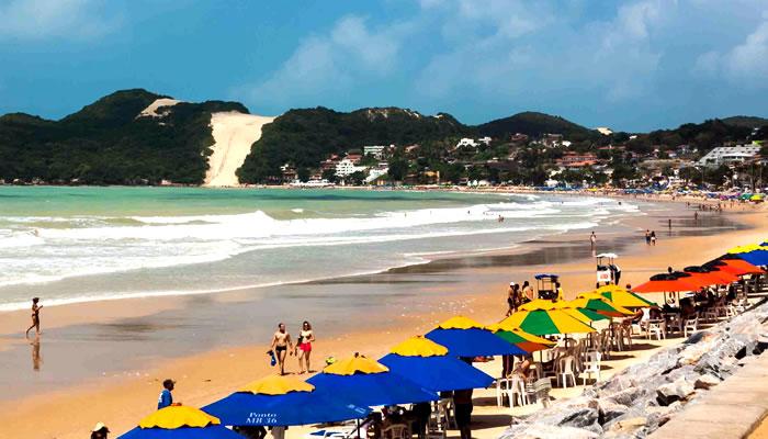 Tudo sobre a Praia de Ponta Negra e região, em Natal/RN