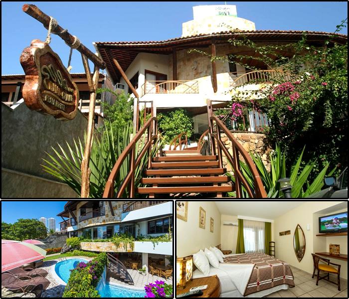 Melhores Hotéis e Pousadas em Ponta Negra, Natal/RN: Divi-Divi Praia Hotel