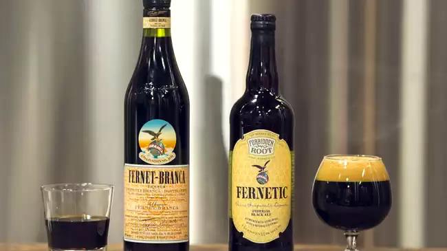 Bebidas Típicas do Uruguai: Fernet