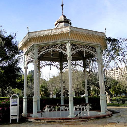 Parque das Águas de Caxambu/MG: Fonte Duque de Saxe
