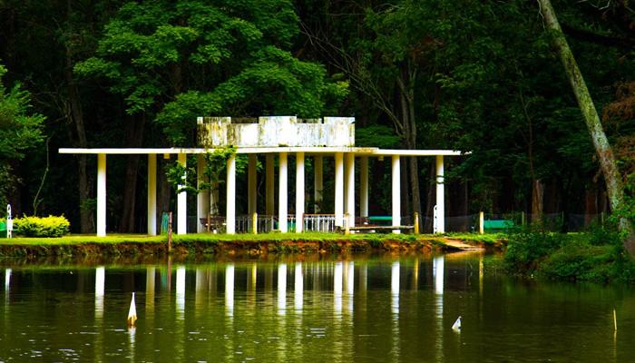 Parque das Águas de Caxambu/MG: Fonte Ernestina Guedes