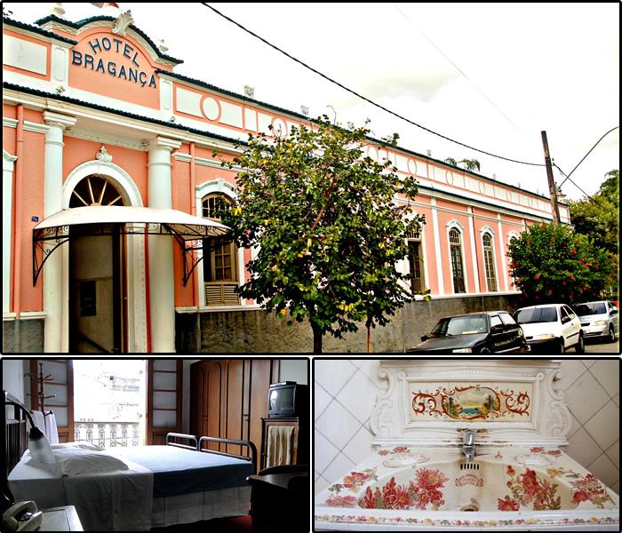 Hotéis e Pousadas em Caxambu/MG: Hotel Bragança