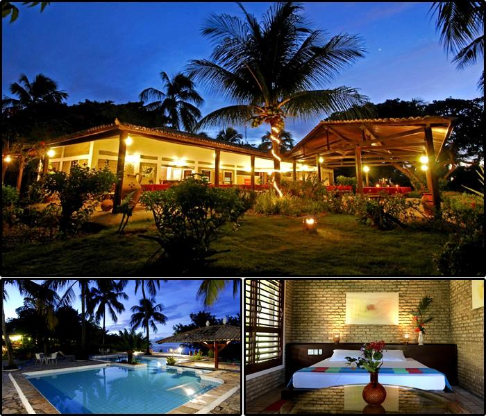 Hotéis em Tibau do Sul/RN: Hotel Casablanca