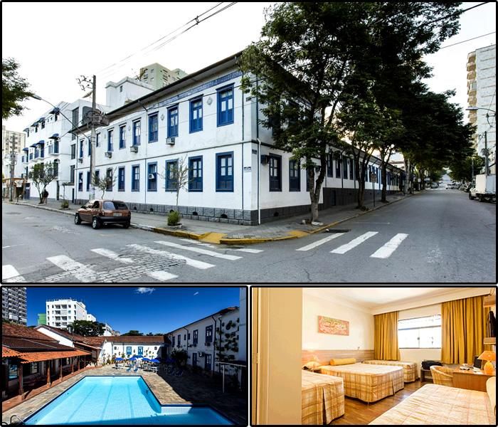 Hotéis e Pousadas em Caxambu/MG: Hotel Caxambu