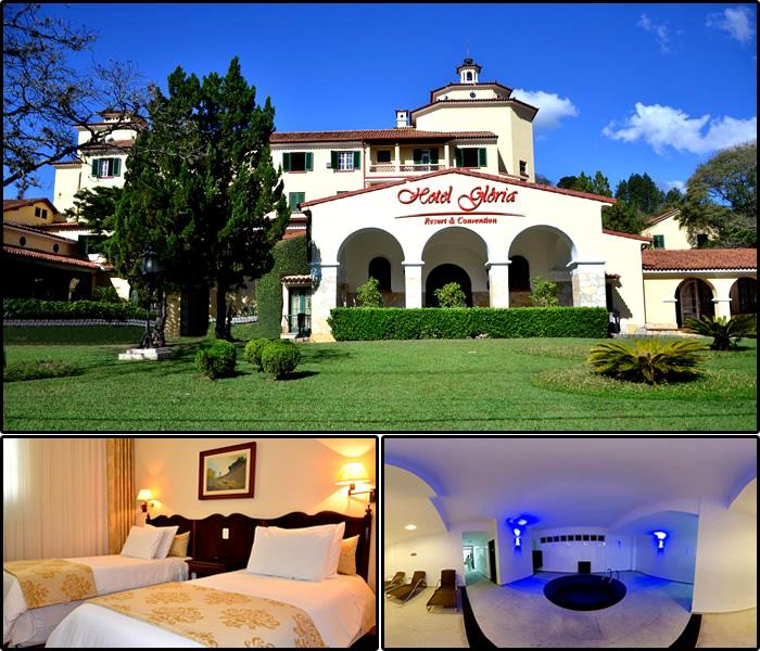 Hotéis e Pousadas em Caxambu/MG: Hotel Glória Resort & Convention