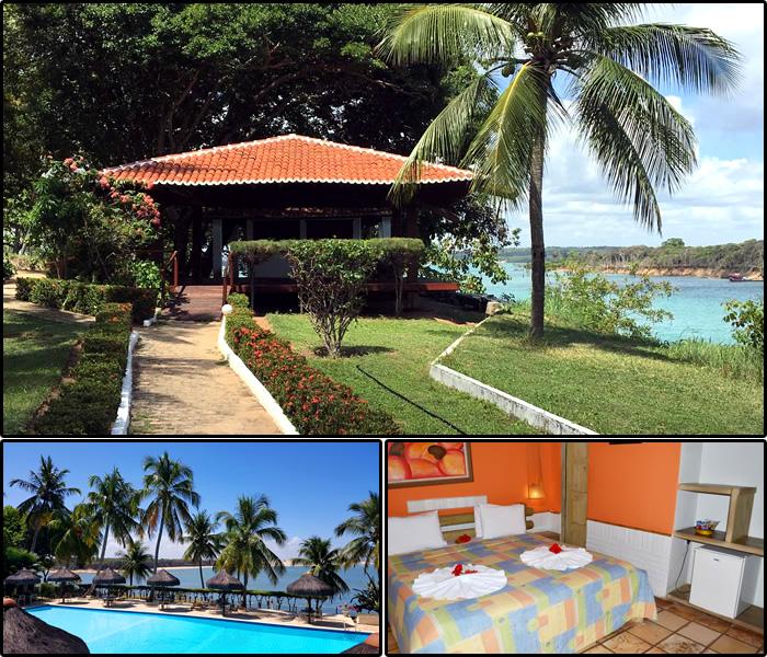 Hotéis em Tibau do Sul/RN: Hotel Resort Marinas