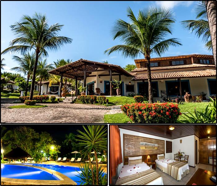 Hotéis em Tibau do Sul/RN: Hotel Tibau Lagoa