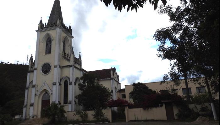 O que fazer em Caxambu/MG: Igreja de Santa Isabel de Hungria