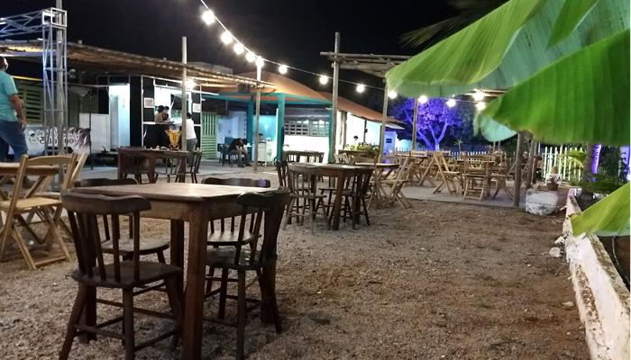 O que fazer na Praia de Ponta Negra: Jardim Ponta Negra Food Park