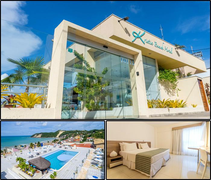 Melhores Hotéis e Pousadas em Ponta Negra, Natal/RN: Kristie Resort Natal