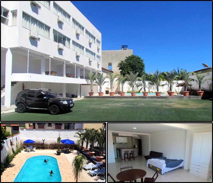 Hotéis e Pousadas na Praia dos Anjos: Loft Praia dos Anjos
