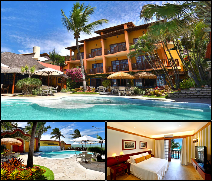 Melhores Hotéis e Pousadas em Ponta Negra, Natal/RN: Manary Praia Hotel