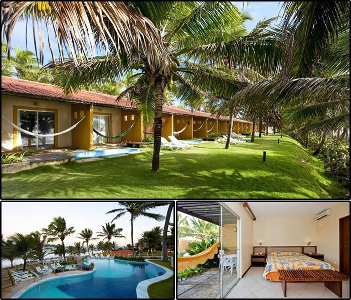 Melhores Hotéis da Praia dos Artistas, Natal/RN: Marsol Beach Resort