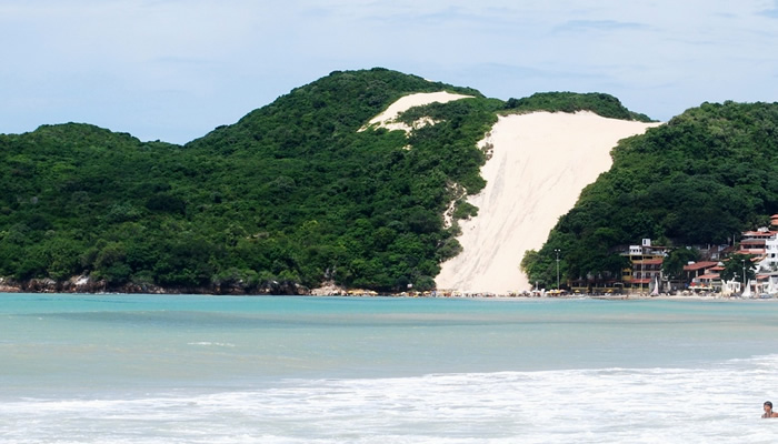 O que fazer na Praia de Ponta Negra: Morro do Careca