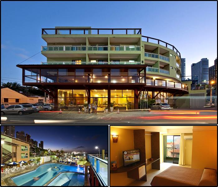 Melhores Hotéis da Praia dos Artistas, Natal/RN: Natal Praia Hotel