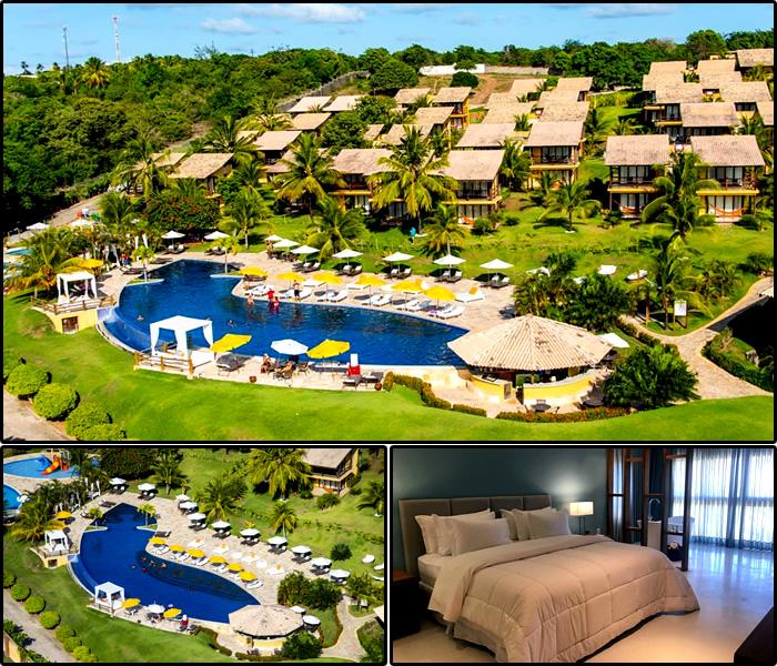 Hotéis em Tibau do Sul/RN: Pipa Lagoa Hotel