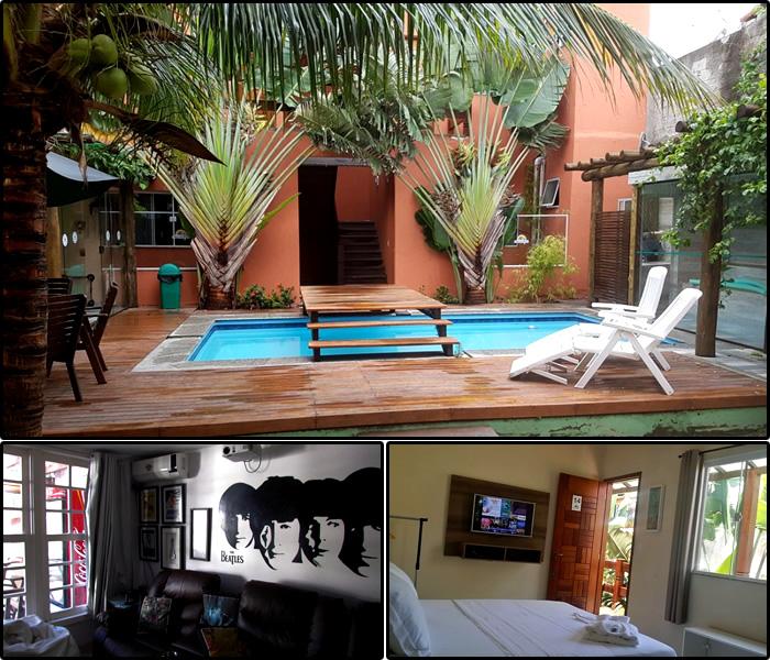 Hotéis e Pousadas na Praia dos Anjos: Pousada Arraial Inn