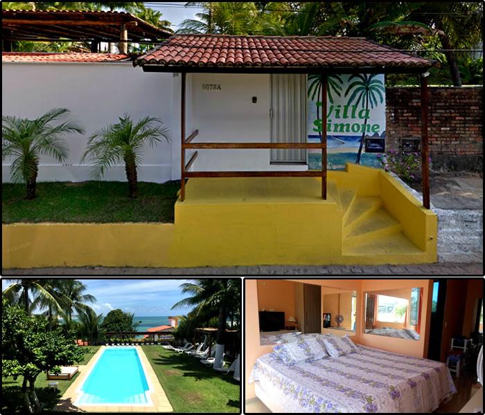 Melhores Hotéis e Pousadas em Ponta Negra, Natal/RN: Pousada Villa Simone