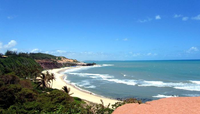 Praias de Tibau do Sul/RN: Praia do Amor