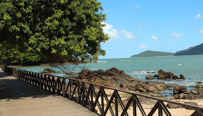 Melhores praias de Balneário Camboriú: Praia do Canto