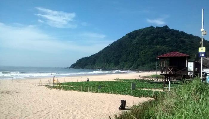 Melhores praias de Balneário Camboriú: Praia dos Amores